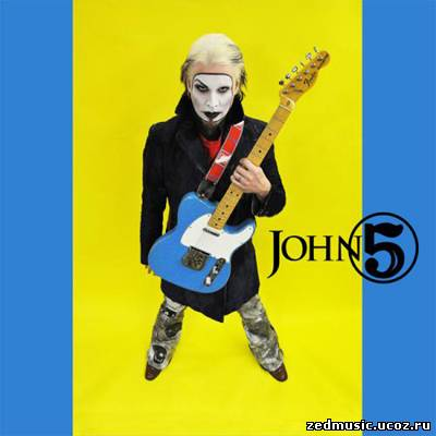 скачать JOHN 5 - The Art Of Malice (2010) бесплатно