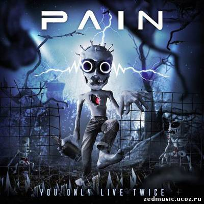 скачать Pain - You Only Live Twice (2011) бесплатно
