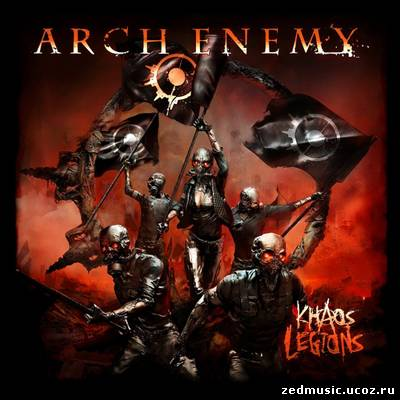 скачать Arch Enemy - Khaos Legions (2011) бесплатно