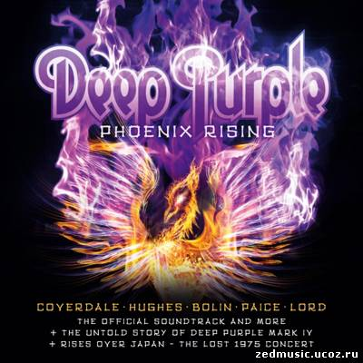 скачать Deep Purple - Phoenix Rising (2011) бесплатно