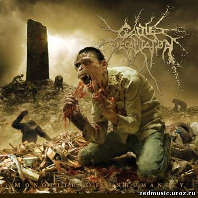 скачать Cattle Decapitation - Monolith Of Inhumanity (2012) бесплатно