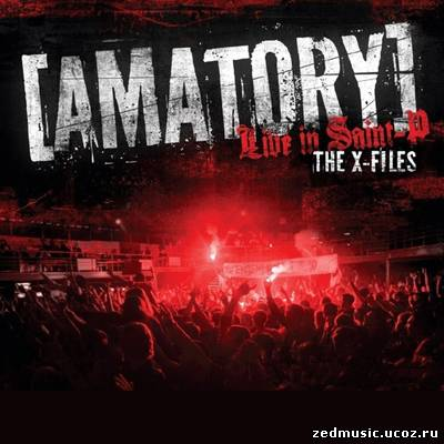 скачать [AMATORY] – The X-Files Live in Saint-P (2012) бесплатно