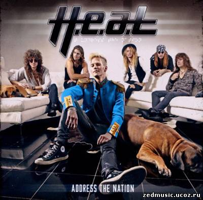 скачать H.E.A.T - Address The Nation (2012) бесплатно