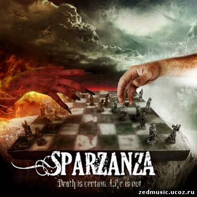 скачать Sparzanza - Death Is Certain, Life Is Not (2012) бесплатно