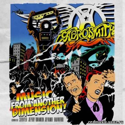 скачать Aerosmith - Music From Another Dimension! (Deluxe Edition) (2012) бесплатно