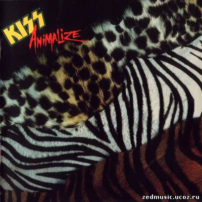 скачать Kiss - Animalize (1984) бесплатно