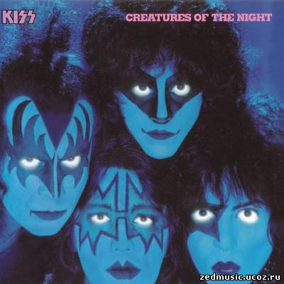 скачать Kiss - Creatures of the Night (1982) бесплатно