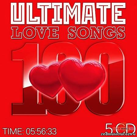 скачать 100 Ultimate Love Songs (2013) бесплатно