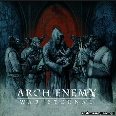скачать Arch Enemy - War Eternal [LTD. Deluxe Artbook 3CD Edition] (2014) бесплатно